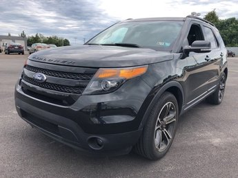 2015 Ford Explorer Sport Automatic Twin Turbo Premium Unleaded V-6 3.5 L/213 Engine SUV