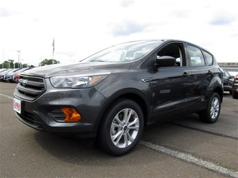 2018 Ford Escape S 4 Door 2.5L iVCT Engine Automatic FWD
