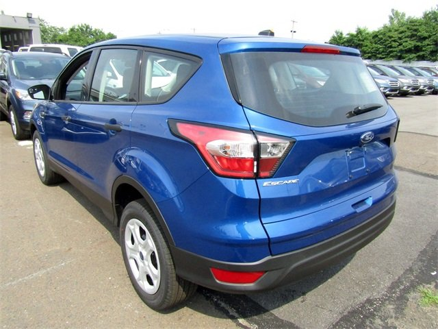 2018 Ford Escape S SUV 2.5L iVCT Engine Automatic FWD