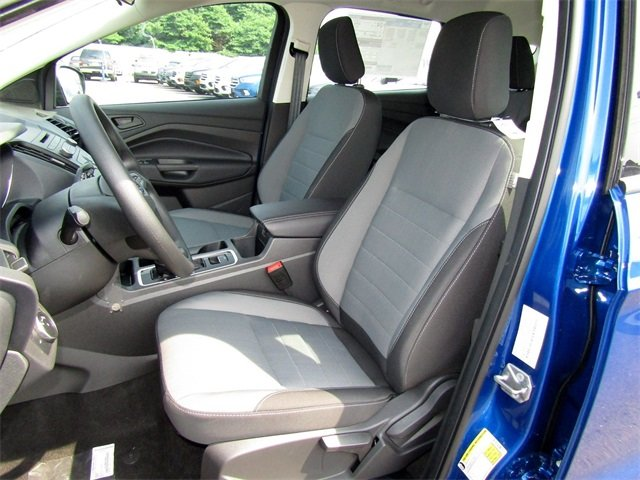 2018 Lightning Blue Metallic Ford Escape S 4 Door FWD Automatic