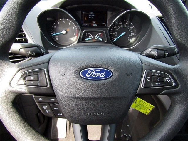 2018 Magnetic Metallic Ford Escape S SUV 4 Door FWD