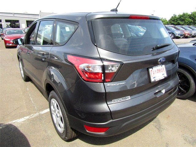 2018 Magnetic Metallic Ford Escape S SUV FWD Automatic 2.5L iVCT Engine 4 Door