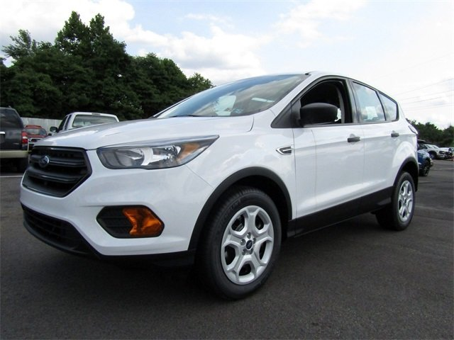2018 Ford Escape S Automatic SUV 2.5L iVCT Engine FWD