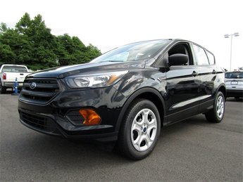 2018 Shadow Black Ford Escape S Automatic FWD 4 Door 2.5L iVCT Engine SUV