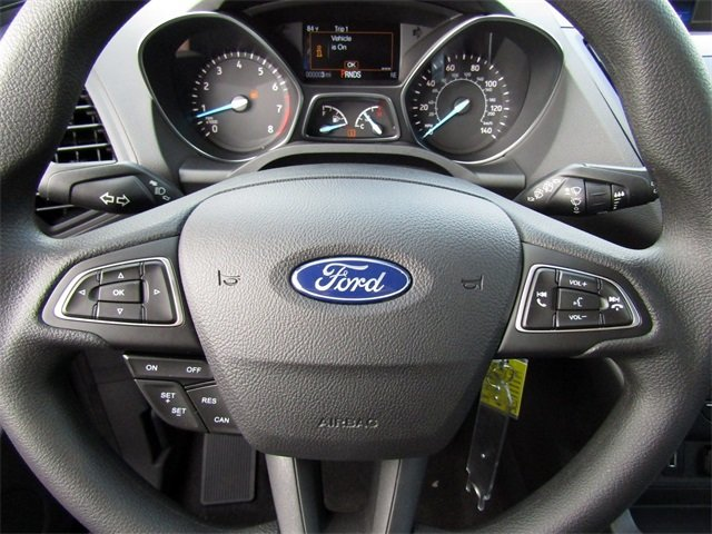 2018 Shadow Black Ford Escape S 2.5L iVCT Engine 4 Door FWD Automatic SUV