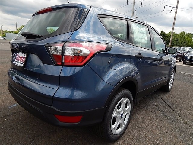 2018 Ford Escape S 4 Door SUV FWD 2.5L iVCT Engine Automatic
