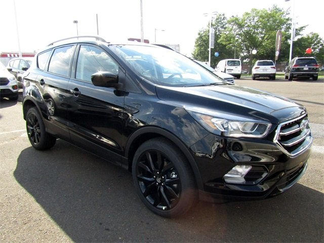 2018 Ford Escape SE Automatic FWD SUV EcoBoost 1.5L I4 GTDi DOHC Turbocharged VCT Engine