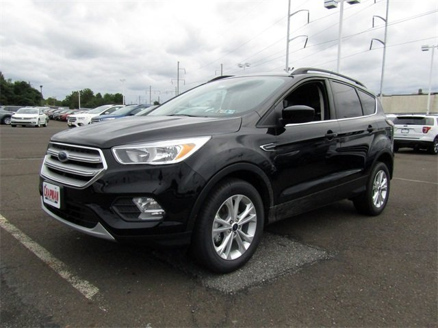 2018 Ford Escape SE Automatic FWD SUV EcoBoost 1.5L I4 GTDi DOHC Turbocharged VCT Engine 4 Door