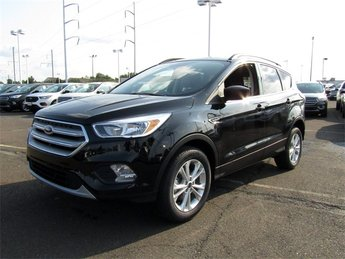 2018 Ford Escape SE FWD Automatic 4 Door