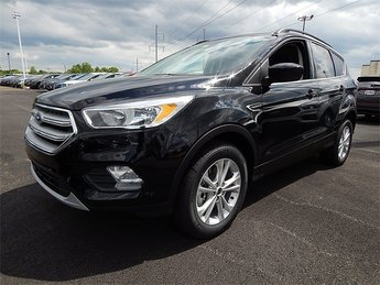 2018 Ford Escape SE 4X4 SUV 4 Door EcoBoost 1.5L I4 GTDi DOHC Turbocharged VCT Engine