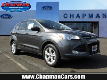 2016 Magnetic Ford Escape SE 4X4 Automatic 4 Door