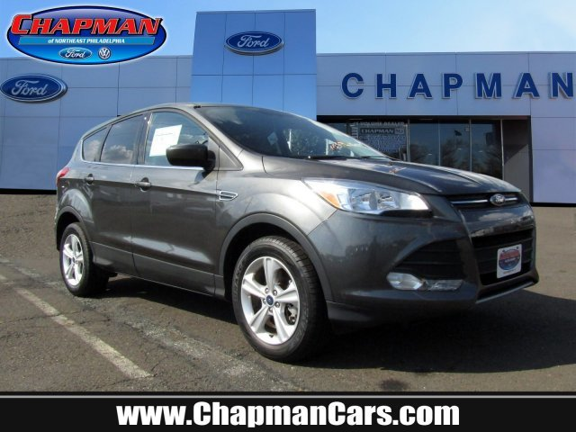 2016 Ford Escape SE 4 Door SUV Intercooled Turbo Regular Unleaded I-4 1.6 L/98 Engine 4X4 Automatic
