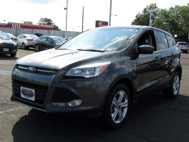2016 Ford Escape SE Automatic 4X4 Intercooled Turbo Regular Unleaded I-4 1.6 L/98 Engine 4 Door