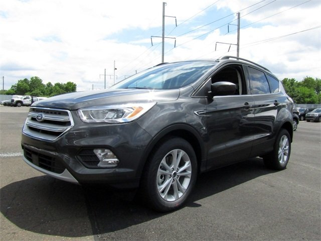 2018 Ford Escape SEL 4 Door 4X4 EcoBoost 1.5L I4 GTDi DOHC Turbocharged VCT Engine Automatic SUV