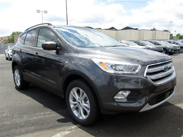 2018 Ford Escape SEL Automatic 4X4 4 Door SUV EcoBoost 1.5L I4 GTDi DOHC Turbocharged VCT Engine