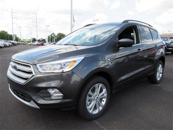 2018 Ford Escape SEL EcoBoost 1.5L I4 GTDi DOHC Turbocharged VCT Engine 4 Door Automatic SUV