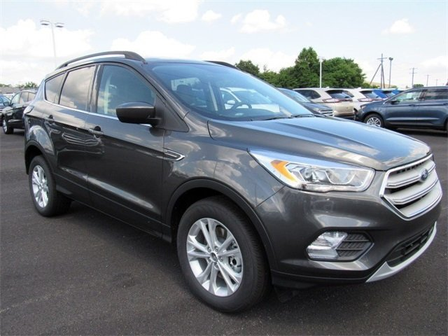 2018 Ford Escape SEL Automatic 4X4 4 Door EcoBoost 1.5L I4 GTDi DOHC Turbocharged VCT Engine SUV