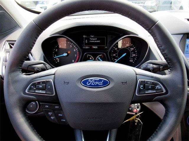 2018 Magnetic Metallic Ford Escape SEL EcoBoost 1.5L I4 GTDi DOHC Turbocharged VCT Engine 4X4 4 Door SUV Automatic
