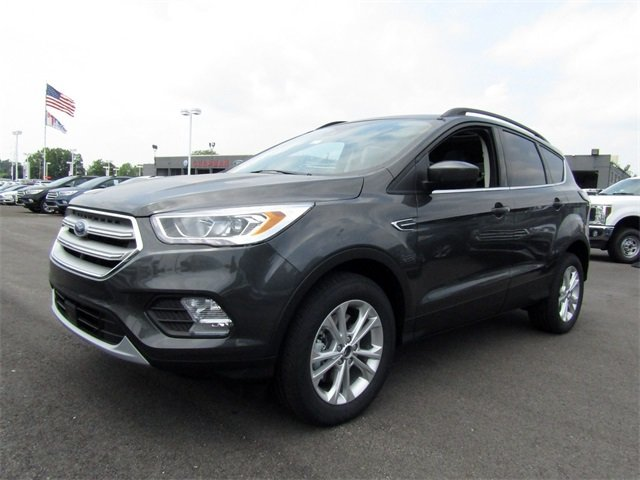 2018 Ford Escape SEL SUV Automatic 4 Door EcoBoost 1.5L I4 GTDi DOHC Turbocharged VCT Engine 4X4