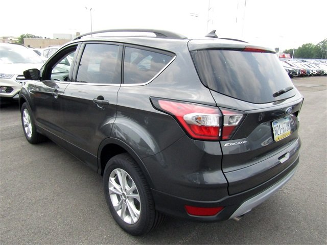 2018 Ford Escape SEL 4X4 SUV Automatic EcoBoost 1.5L I4 GTDi DOHC Turbocharged VCT Engine