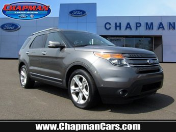 2011 Ford Explorer Limited Gas V6 3.5L/213 Engine 4 Door Automatic SUV 4X4