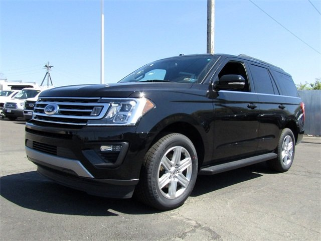 2018 Shadow Black Ford Expedition XLT 4 Door EcoBoost 3.5L V6 GTDi DOHC 24V Twin Turbocharged Engine SUV Automatic RWD