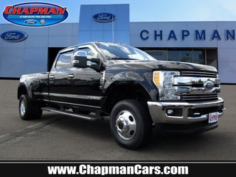 2017 Ford Super Duty F-350 DRW Lariat Truck Automatic 4 Door Regular Unleaded V-8 Engine
