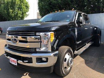 2017 Ford Super Duty F-350 DRW XLT 4X4 Automatic 4 Door