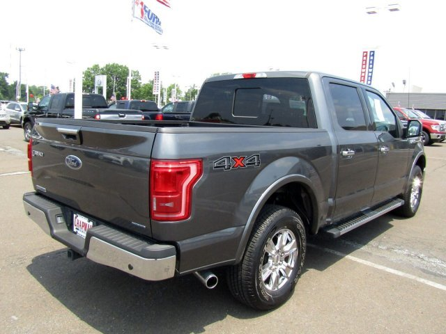 2016 Ford F-150 Lariat Twin Turbo Regular Unleaded V-6 Engine Truck 4X4