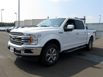2018 Ford F-150 Lariat Automatic EcoBoost 3.5L V6 GTDi DOHC 24V Twin Turbocharged Engine 4 Door