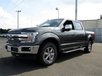 2018 Ford F-150 Lariat Automatic 4 Door 4X4