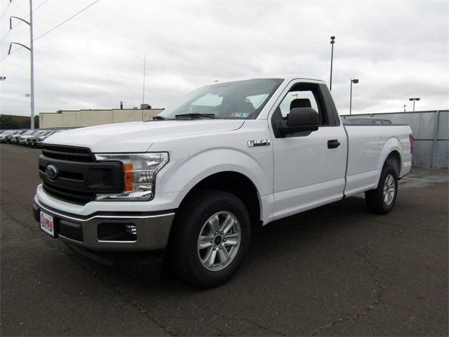 2018 Oxford White Ford F-150 XL Truck Automatic RWD 2 Door