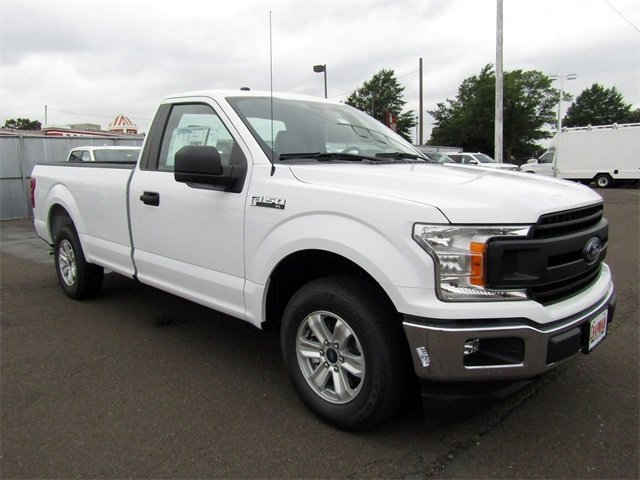 2018 Ford F-150 XL Automatic 3.3L V6 Ti-VCT 24V Engine RWD