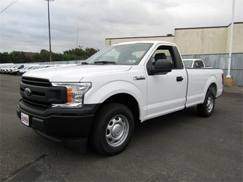 2018 Oxford White Ford F-150 XL RWD Truck Automatic