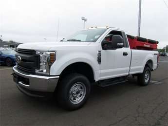 2018 Ford Super Duty F-350 SRW XL 4X4 2 Door 6.2L V8 Engine Truck