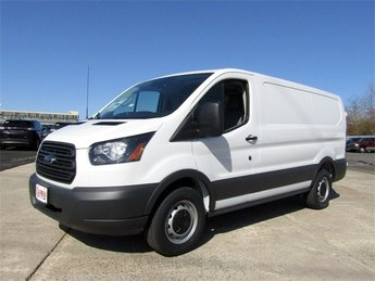 2018 Oxford White Ford Transit-150 Base Van 3 Door RWD 3.7L V6 Ti-VCT 24V Engine Automatic