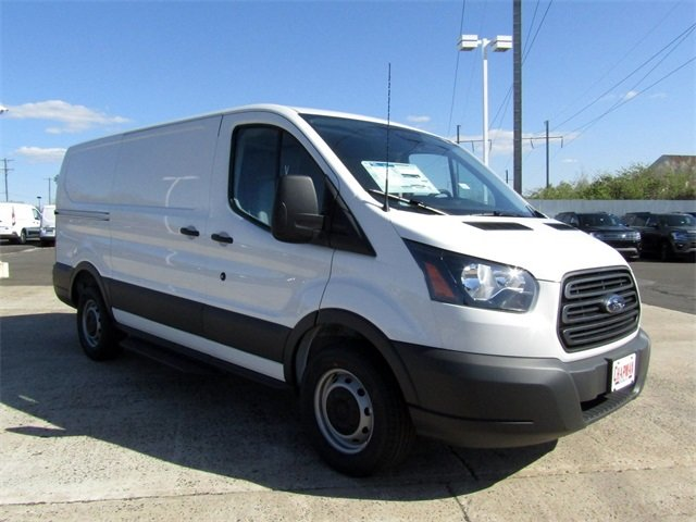 2018 Oxford White Ford Transit-150 Base 3.7L V6 Ti-VCT 24V Engine Automatic Van