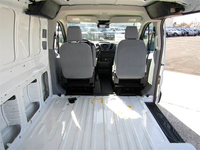 2018 Oxford White Ford Transit-150 Base Automatic RWD 3.7L V6 Ti-VCT 24V Engine 3 Door Van