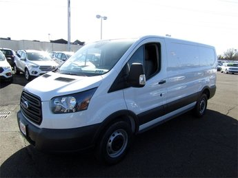 2018 Oxford White Ford Transit-150 Base Automatic Van 3.7L V6 Ti-VCT 24V Engine