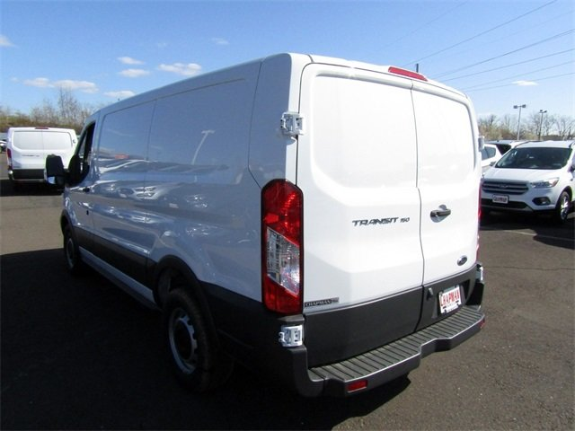 2018 Oxford White Ford Transit-150 Base Automatic 3 Door 3.7L V6 Ti-VCT 24V Engine