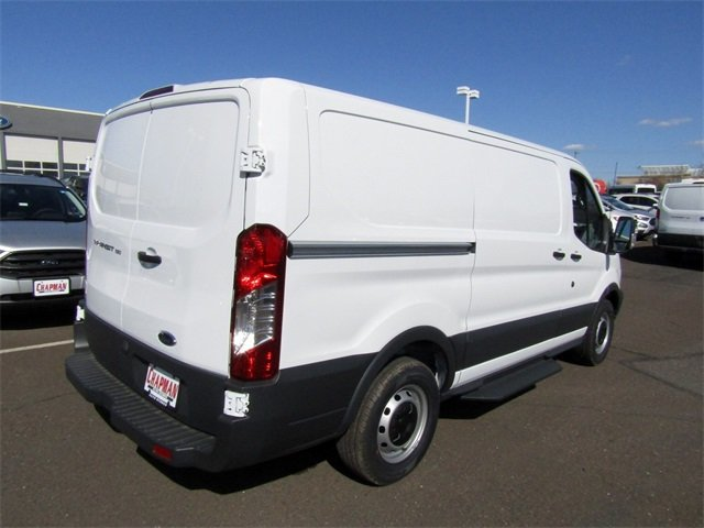 2018 Oxford White Ford Transit-150 Base Van 3.7L V6 Ti-VCT 24V Engine Automatic