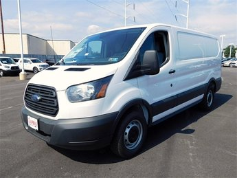 2018 Oxford White Ford Transit-150 Base RWD 3 Door Van 3.7L V6 Ti-VCT 24V Engine