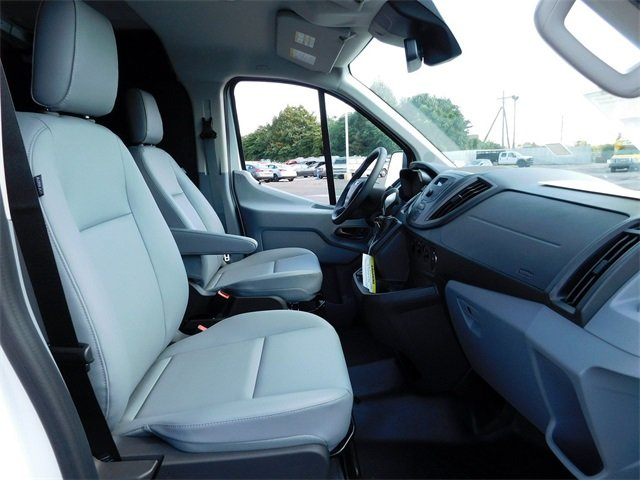 2018 Oxford White Ford Transit-150 Base Automatic 3.7L V6 Ti-VCT 24V Engine RWD