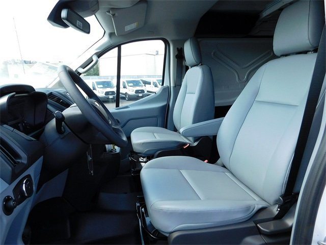 2018 Oxford White Ford Transit-150 Base RWD 3.7L V6 Ti-VCT 24V Engine Automatic