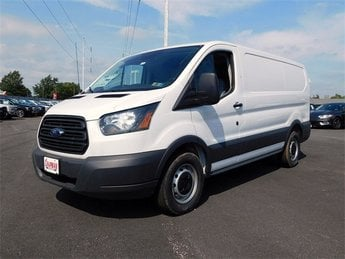 2018 Ford Transit-150 Base Van 3.7L V6 Ti-VCT 24V Engine 3 Door Automatic