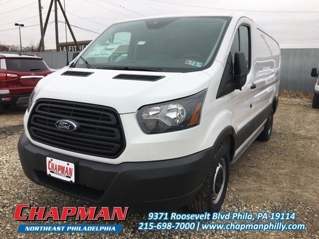 2018 Ford Transit-150 Base 3.7L V6 Ti-VCT 24V Engine Van RWD