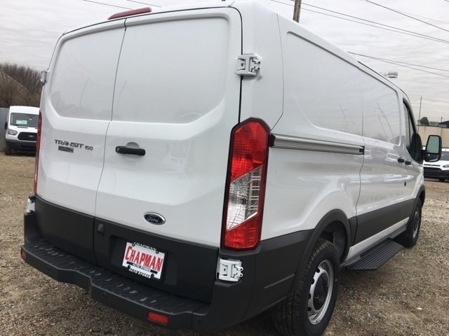 2018 Ford Transit-150 Base Van 3.7L V6 Ti-VCT 24V Engine RWD Automatic