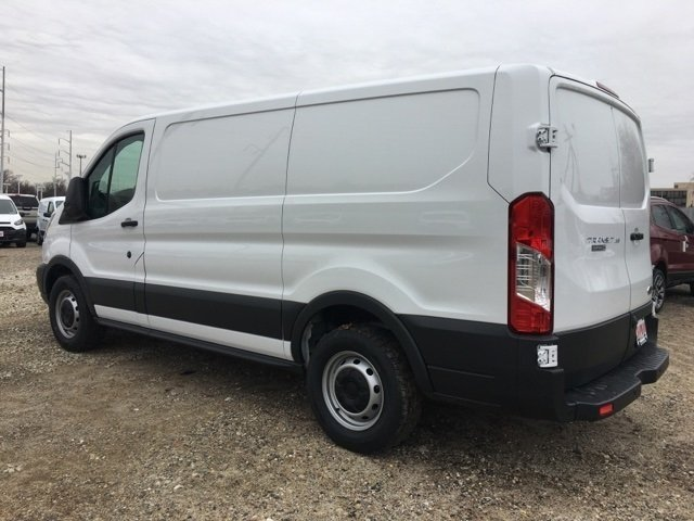 2018 Ford Transit-150 Base RWD 3 Door Van 3.7L V6 Ti-VCT 24V Engine Automatic