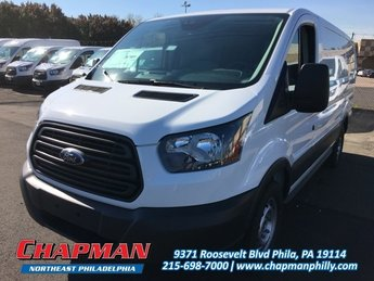 2018 Ford Transit Van Base Automatic Van 3 Door Twin Turbo Regular Unleaded V-6 3.5 L/213 Engine RWD