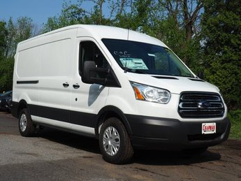 2018 Ford Transit-250 Base RWD 3.7L V6 Ti-VCT 24V Engine 3 Door